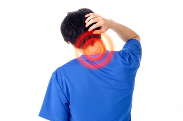 頸椎症(頚椎ヘルニア)の状態