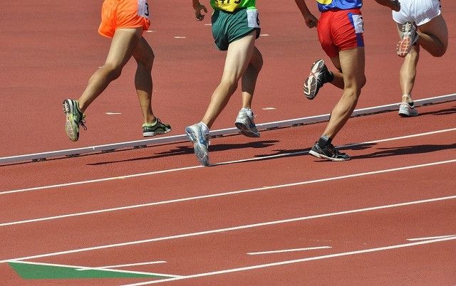 鵞足炎の発症しやすい競技イメージ
