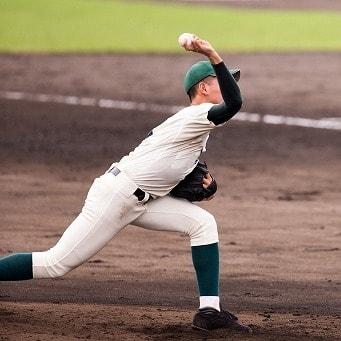 ピッチャーがなりやすい野球肩