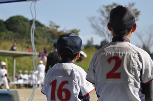 野球肘で練習ができない子供